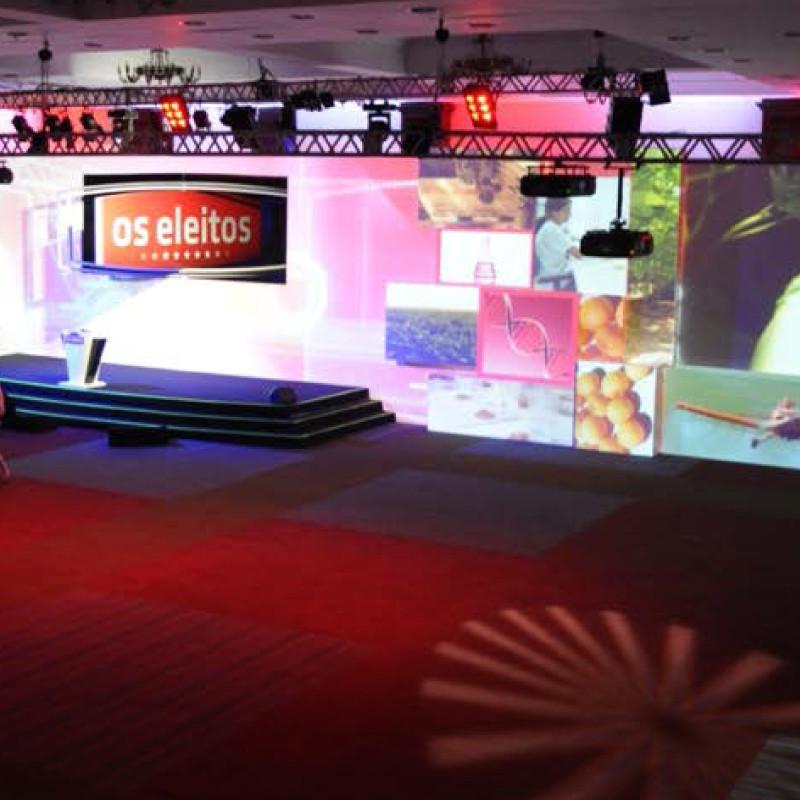 Convenções e Eventos Corporativos
